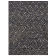 Jaipur Casablanca Rug From Nostalgia Collection NS03 - Blue/Ivory